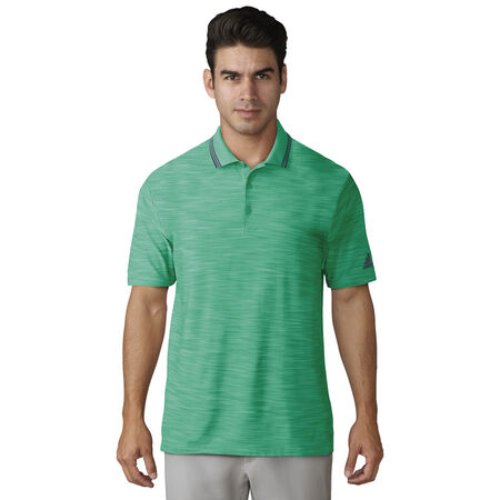 Ultimate 365 textured stripe polo