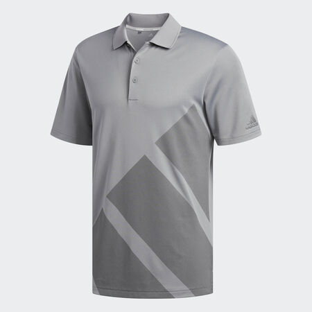 Bold 3 stripes polo