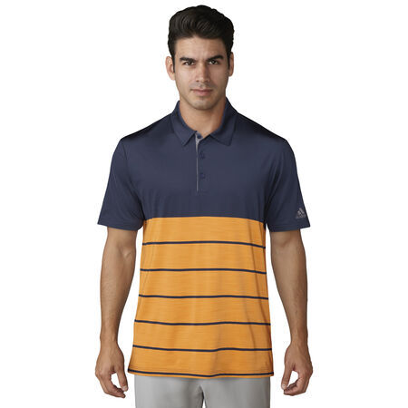 ultimate 365 heathered polo